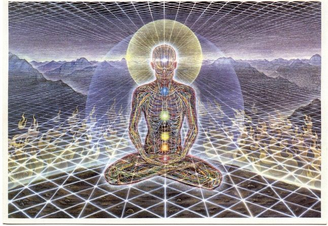 Alex Grey Chakras