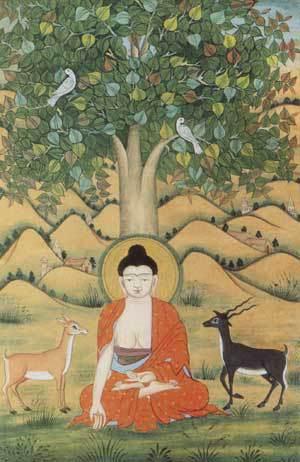 ashvattha-buddha